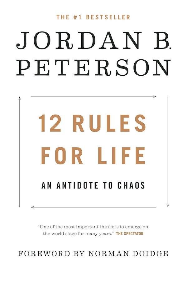 Review 12 Rules For Life An Antidote To Chaos