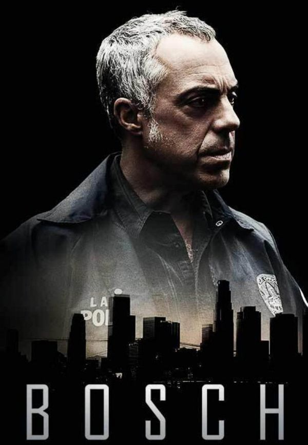 Harry Bosch series