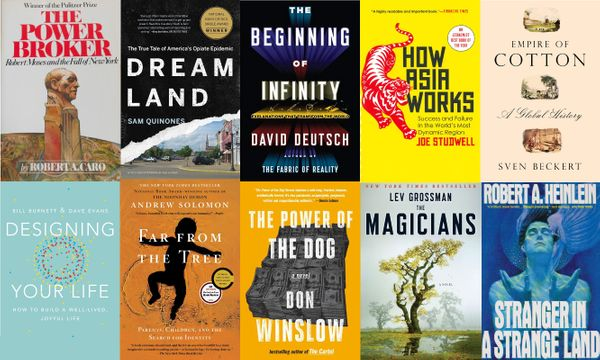 2016 - The Best Books I Read This Year